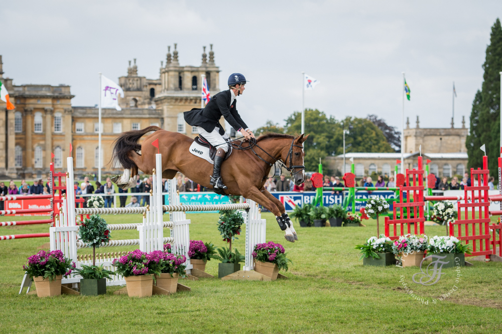 Blenheim Palace Horse Trials 2017