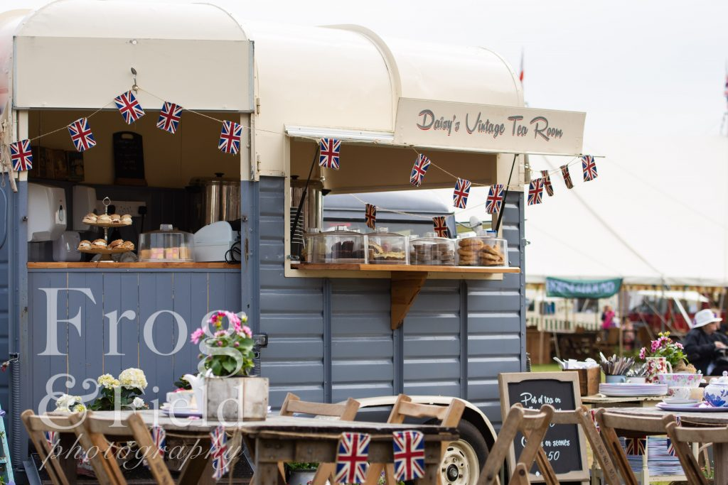 Daisy Vintage Tea Room at Royal Windsor