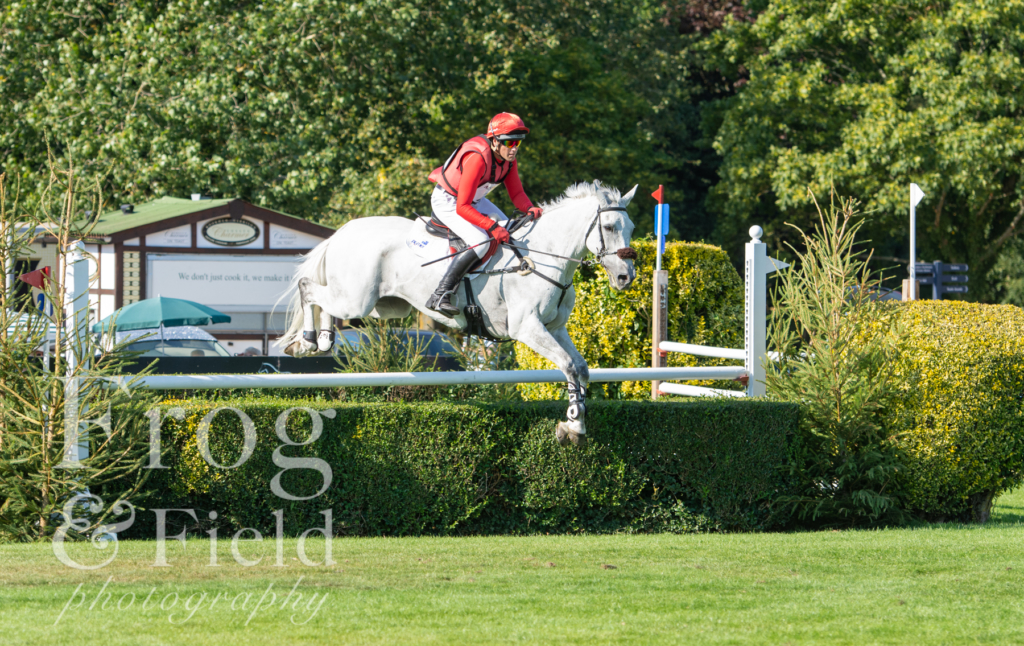 MS Amlin Eventer's Challenge at the BHS Royal International Horse Show 2018