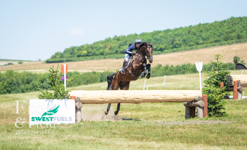 Team Bragg at Barbury