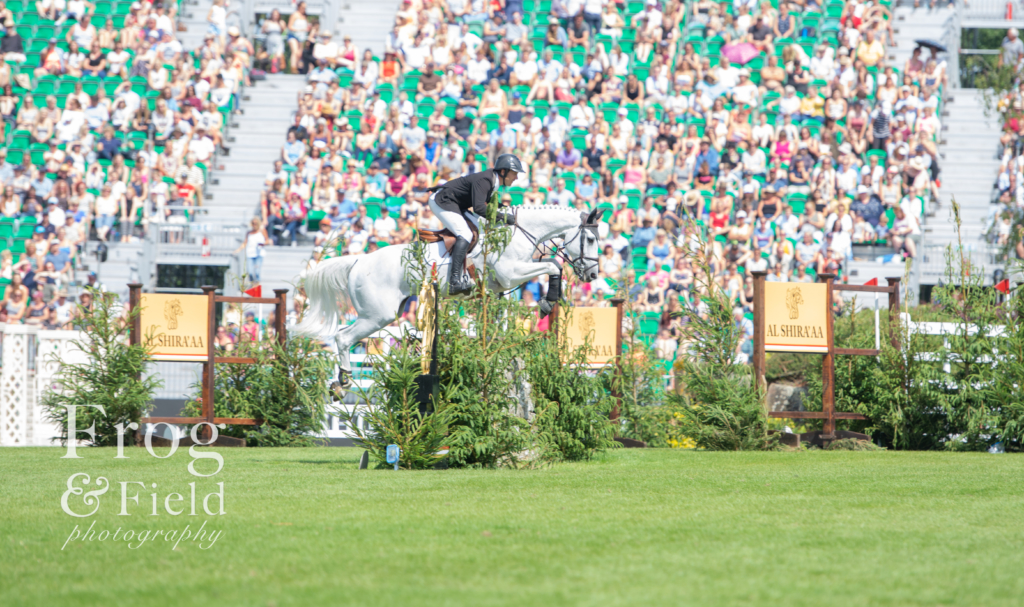 Sunday at the Hickstead Derby 2018