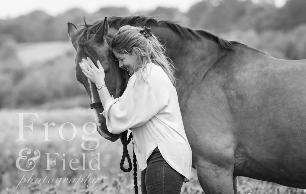 Anna and Eric: An Equine Portrait Session in Kent