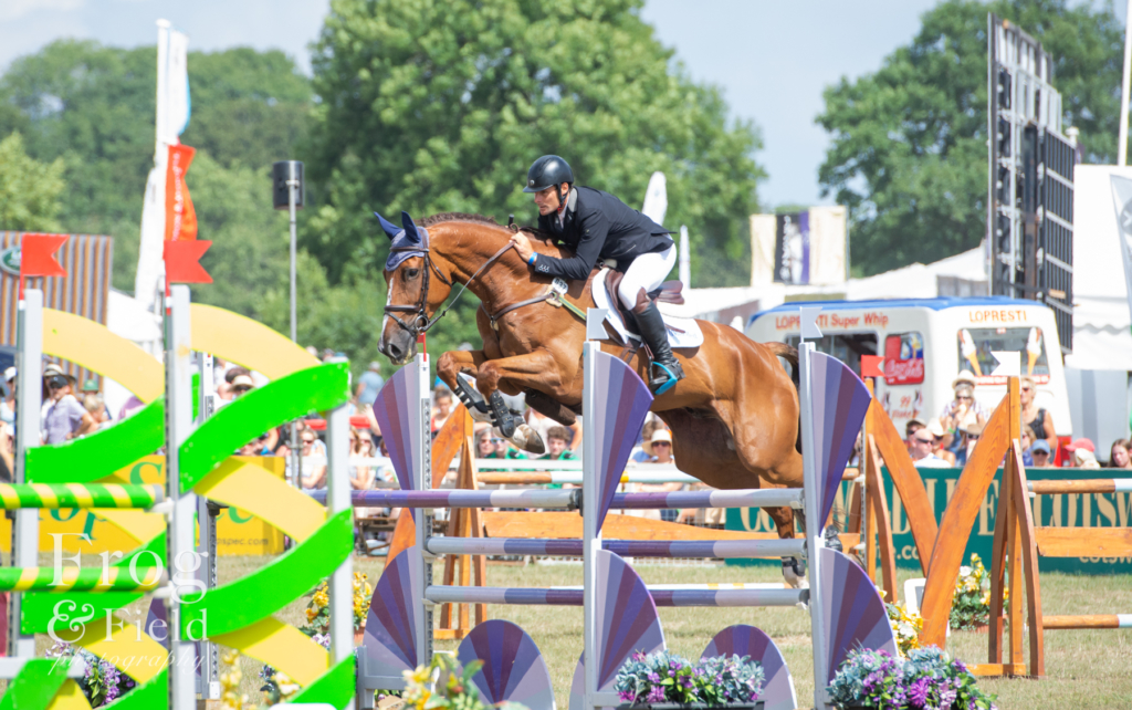 The Festival of Eventing