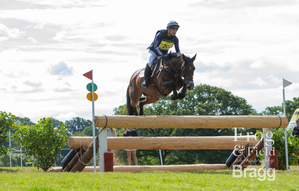 NAF Hartpury International Horse Trials