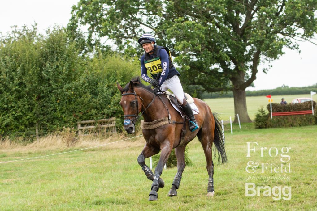 NAF Hartpury International Horse Trials