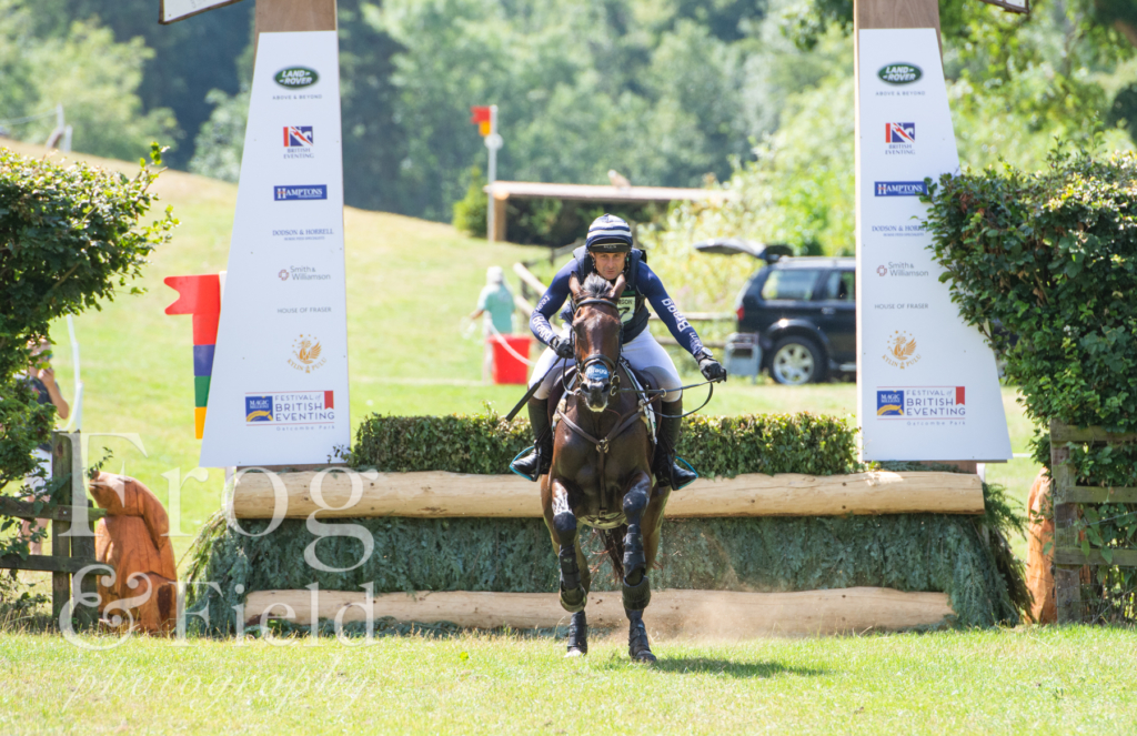 Glorious Gatcombe: The Festival Of British Eventing 2018