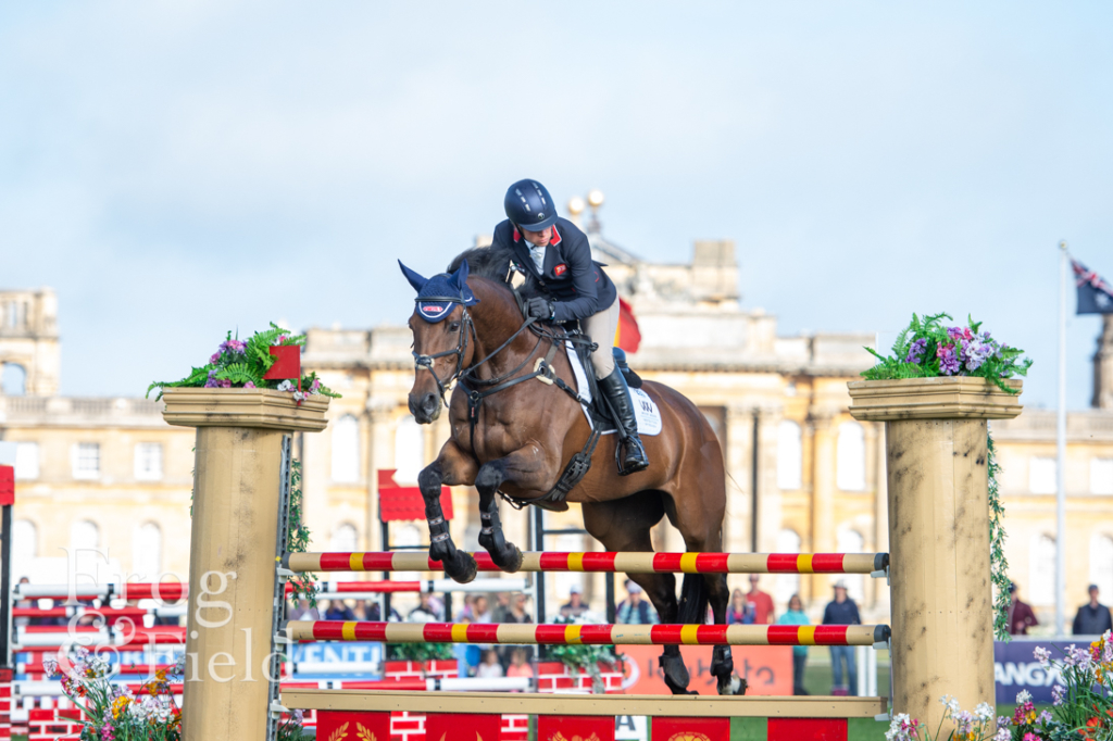 Blenheim Palace Horse Trials 2018