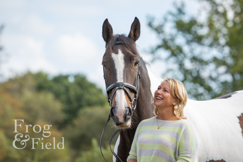 A Equine Portrait Session in Surrey