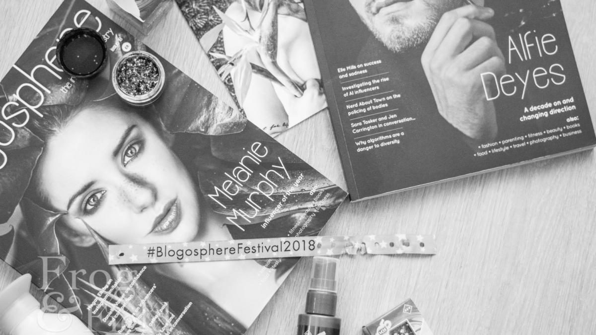 Blogosphere 2018